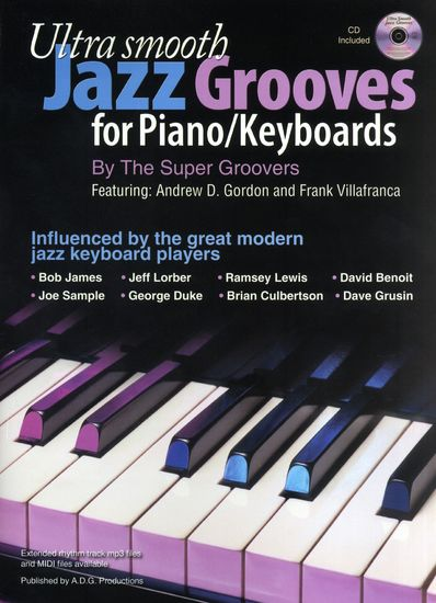 Piano smooth jazz piano chords : Ultra Smooth Jazz Grooves for Piano/Keyboards - Digital Sheet ...