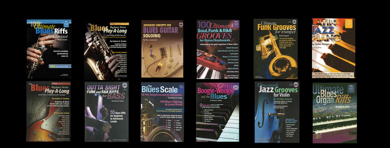 Funk Piano/Keyboard Lessons - DIGITAL SHEET MUSIC DOWNLOADS