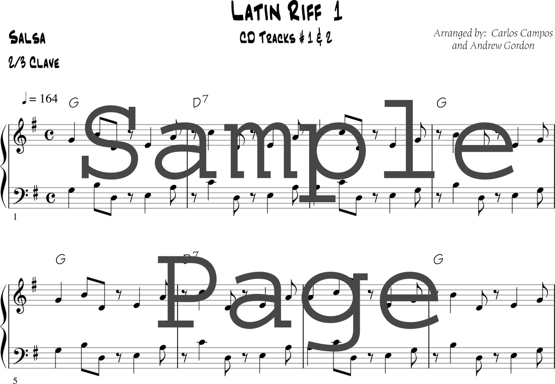 Learn to play latin jazz piano pdf